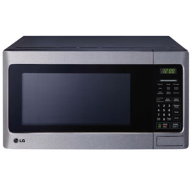 jcpenney.com | LG 1.1 Cu. Ft. 1000-Watt Countertop Microwave with EasyClean®
