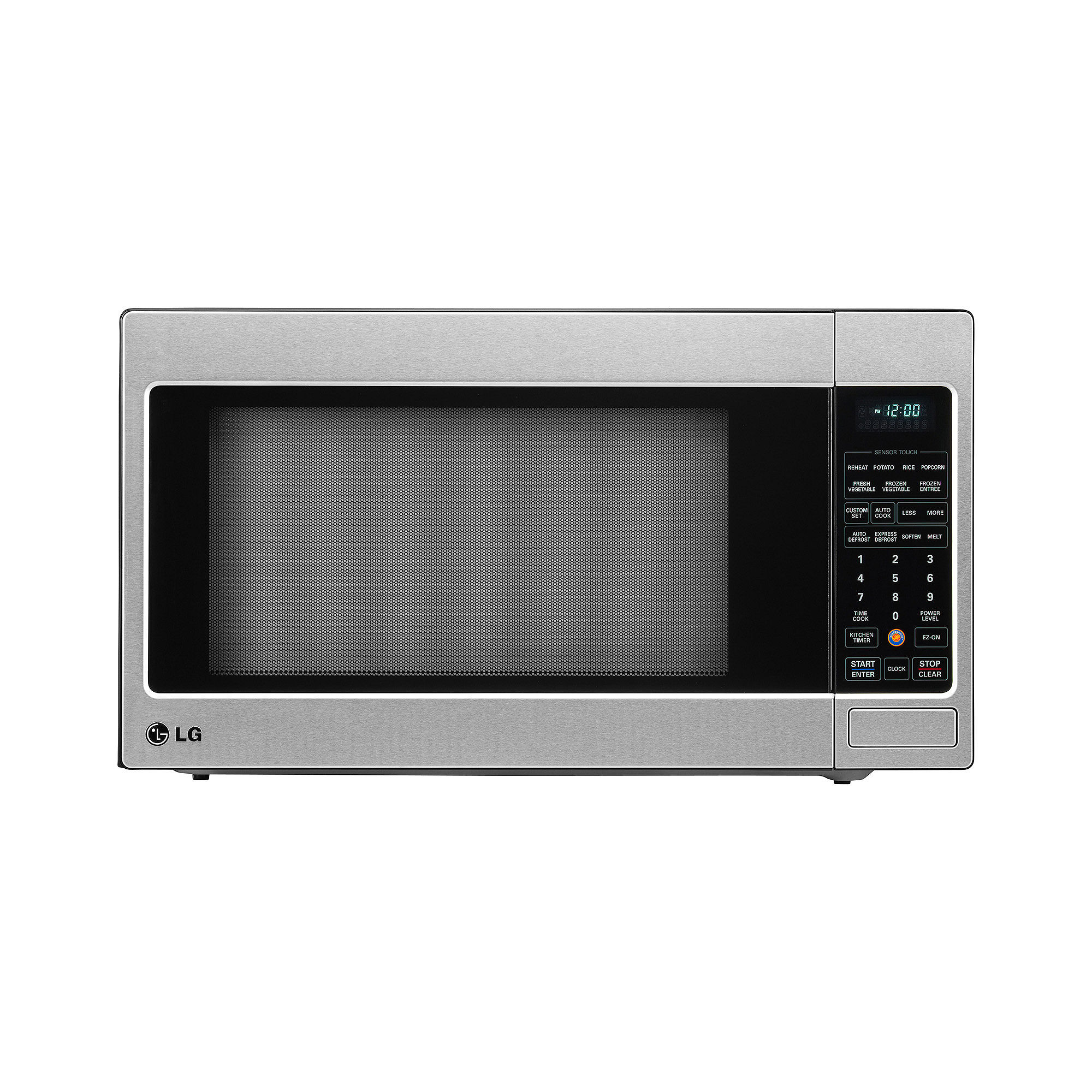 Countertop Microwave Lg : ... image for LG 2.0 Cu. Ft. Countertop Microwave Oven with TrueCookPlus
