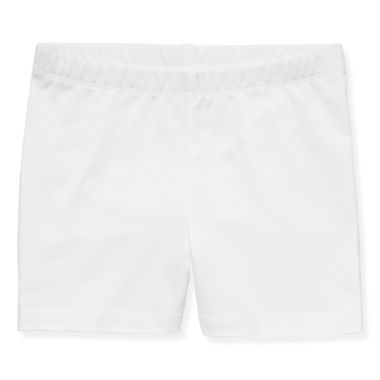 jcpenney.com | Okie Dokie Solid Bike Shorts - Toddler Girls