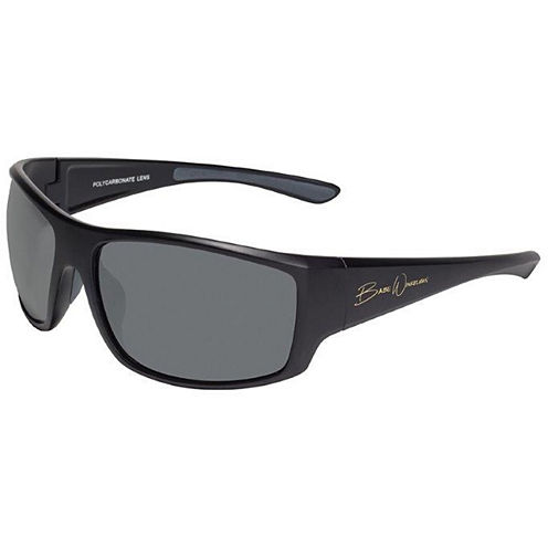 BluWater Babe 3 Gloss Black Poly Frame withGrey Polarized Lens