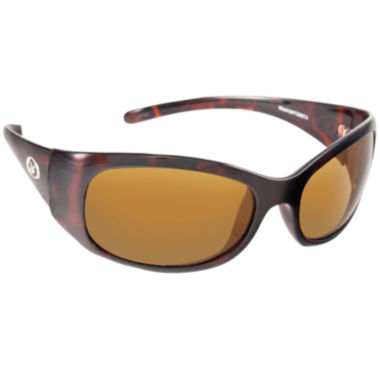 jcpenney.com | Fly Fish Madrid Sunglasses Tortoise Amber