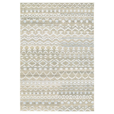 jcpenney.com | Couristan Purnina Hand Knotted Rectangle Rug