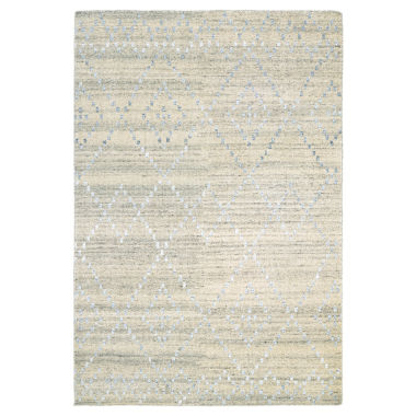 jcpenney.com | Couristan Sikar Hand Knotted Rectangular Rug