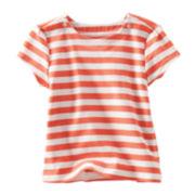 OshKosh B'gosh® Striped Top - Girls 2t-4t