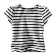 OshKosh B'gosh® Striped Top - Girls 2t-4t