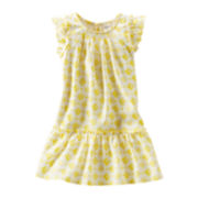 OshKosh B'gosh® Floral Woven Dress - Girls 2t-4t
