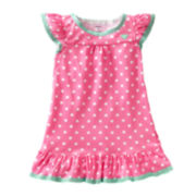 Carter's® Polka-Dot Nightgown - Girls 4-6x