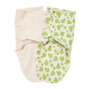 Summer Infant® 2-pk. Organic Cotton SwaddleMe® - Apples