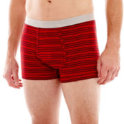 Stafford® 2-pk. Cotton Low-Rise Trunks