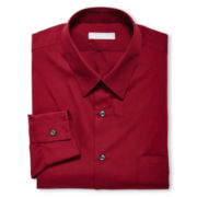 Van Heusen® Poplin Fitted Dress Shirt