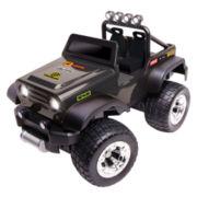 Off-Road Safari Remote Control Car