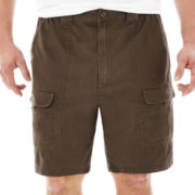 The Foundry Supply Co.™ Solid Hiking Shorts–Big & Tall
