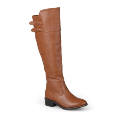 jcpenney.com | Journee Collection Chloe Knee-High Womens Riding Boots