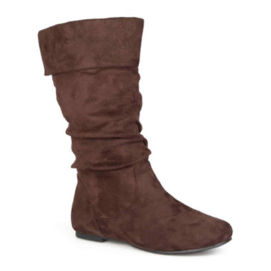 jcpenney.com | Journee Collection Shelley Mid Shaft Womens Boots