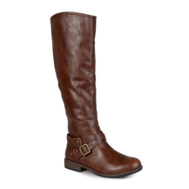 jcpenney.com | Journee Collection April Riding Boots