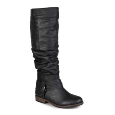 jcpenney.com | Journee Collection Debi Slouch Boots - Wide Calf