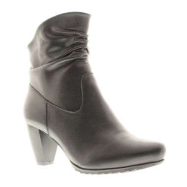 jcpenney.com | Spring Step Trance Heeled Ankle Booties