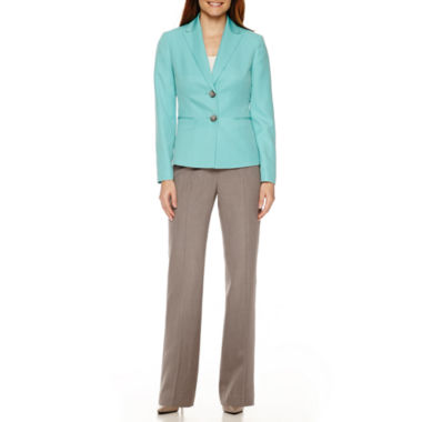 jcpenney.com | Le Suit® Long-Sleeve Peak Lapel Pant Suit Set