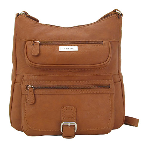 St. John's Bay® Flare Crossbody Bag