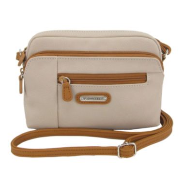 jcpenney.com | St. John's Bay® Micro Dynamic Mini Crossbody Bag