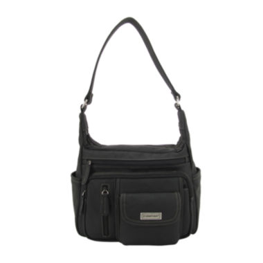 jcpenney.com | St. John's Bay® Multi-Directional Hobo Bag