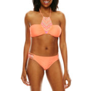 Ninety Six Degrees Bohemian Belle Bandeau Swim Top or Hipster Bottoms