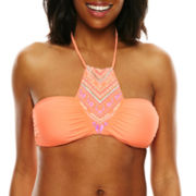 Ninety Six Degrees Bohemian Belle Bandeau Swim Top