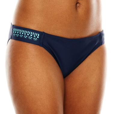 jcpenney.com | Ninety Six Degrees Midnight Dare Hipster Swim Bottoms