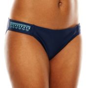 Ninety Six Degrees Midnight Dare Hipster Swim Bottoms