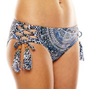a.n.a® Grace Bay Batik Print Hipster Swim Bottoms
