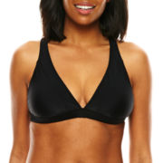 a.n.a® Dimensions Strappy Halter Swim Top