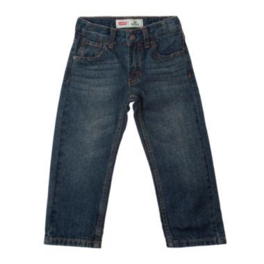 jcpenney.com | Levi's® 505™ Regular-Fit Jeans - Toddler Boys 2t-5t