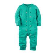 Carter's® Green Sleep & Play - Baby Boys newborn-9m