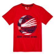 Xersion™ Quick-Dri Short-Sleeve Graphic Tee - Boys 8-20