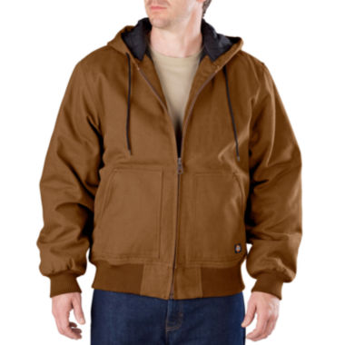 jcpenney.com | Dickies® Heavy-Duty Sanded Duck Hooded Jacket