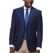 Collection by Michael Strahan Blue Texture Sport Coat - Classic Fit