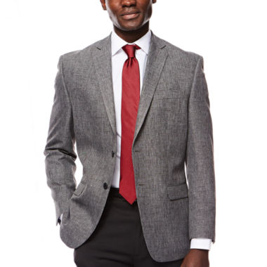 jcpenney.com | Collection by Michael Strahan Gray Melange Sport Coat - Classic Fit