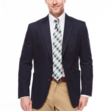 jcpenney.com | Stafford® Cotton Patch Pocket Sport Coat - Classic Fit