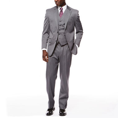 jcpenney.com | IZOD® Grey Stripe Suit Separates