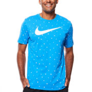 Nike® Basketball Dot Print Tee