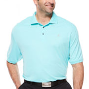 IZOD® Shiny Golf Polo - Big & Tall