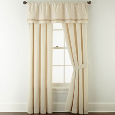 jcpenney.com | Liz Claiborne® Livingston 2-Pack Curtain Panels