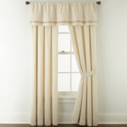 Liz Claiborne® Livingston 2-Pack Curtain Panels
