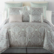 Home Expressions™ Maestro 7-pc. Comforter Set & Accessories