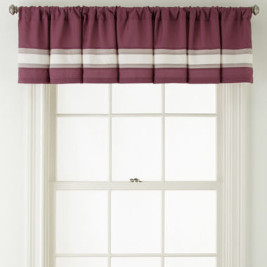 jcpenney.com | Home Expressions™ Melise Rod-Pocket Valance