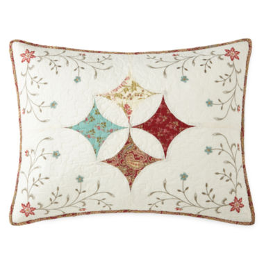 jcpenney.com | Home Expressions™ Laura Pillow Shams