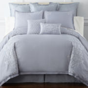 Royal Velvet® Captiva 4-pc. Comforter Set & Accessories