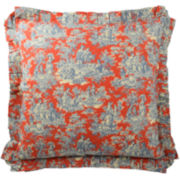 Waverly® Sanctuary Rose Euro Sham