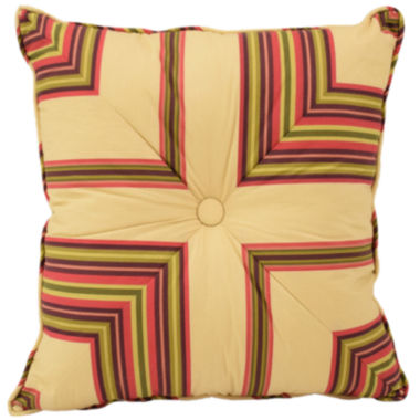 jcpenney.com | Waverly® Floral Flourish Cordial Square Decorative Pillow