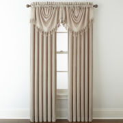 Royal Velvet™ Luxury Chenille Rod-Pocket/Back-Tab Window Treatments